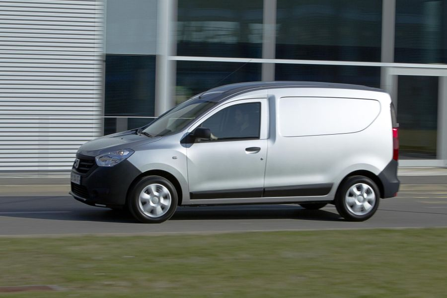 Dacia-Dokker-Van