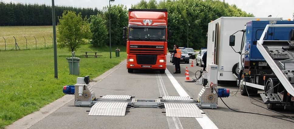 1 op 7 vrachtwagens blijkt gevaarlijk