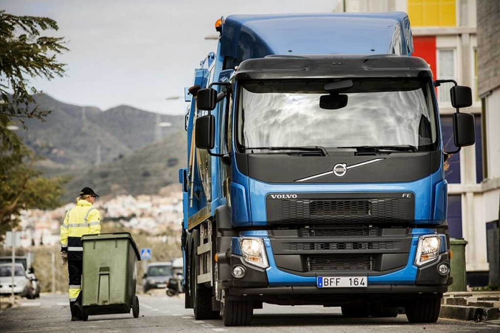 New Look for Volvo FE and FL