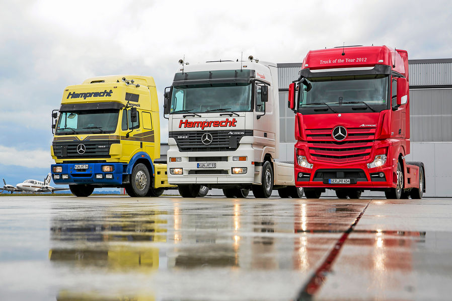 Good times for used commercial vehicles