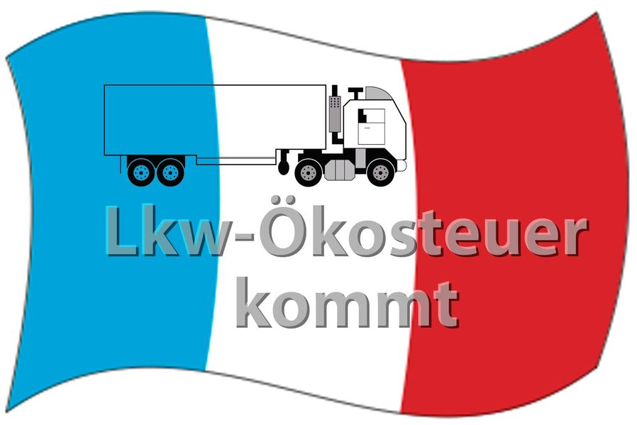 Ecotaxe for lorries is to bring additional money into the coffers