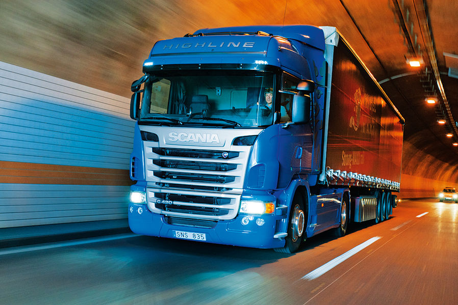 Test drive: Scania G 420