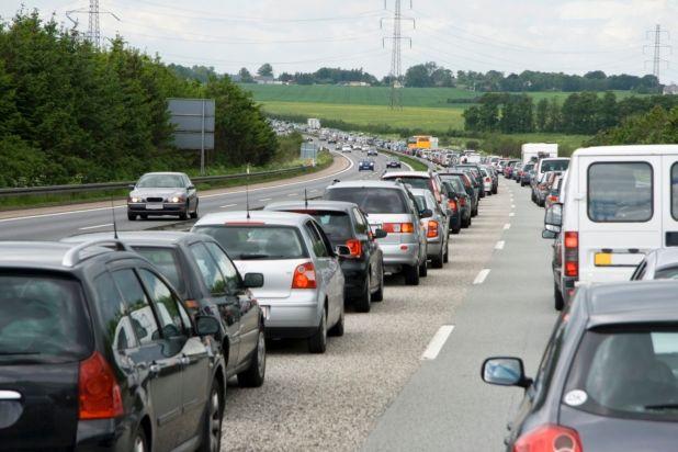 Staubilanz 2013: Kriechfahrt auf Deutschlands Autobahnen