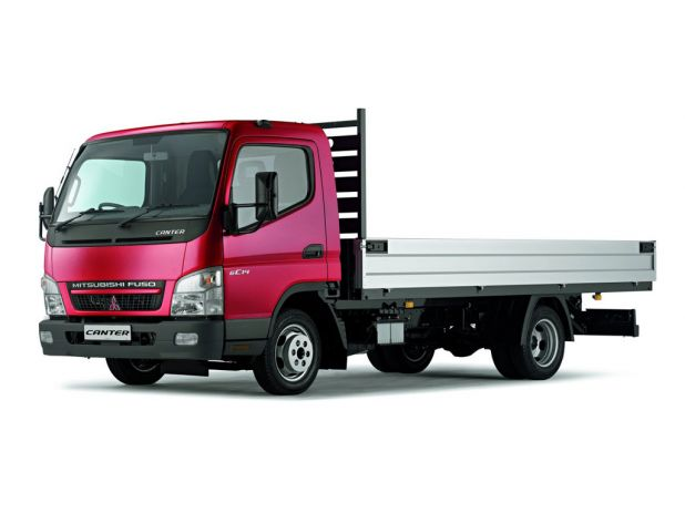 Fuso Canter Duonic im Test