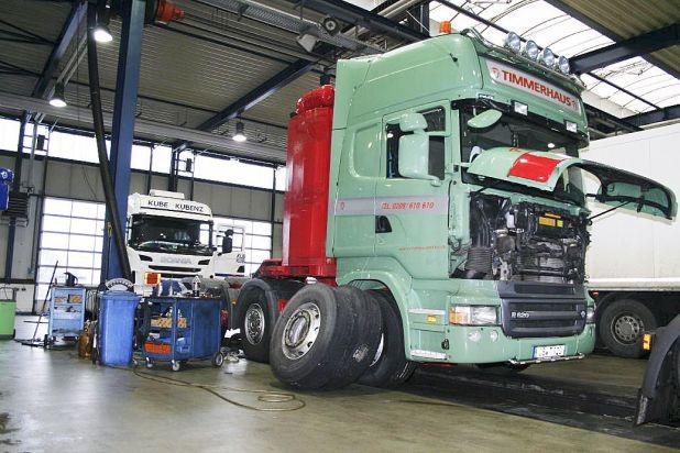 tipps f r den gang in die werkstatt bei nutzfahrzeugen autoscout24 trucksblog deutschland. Black Bedroom Furniture Sets. Home Design Ideas