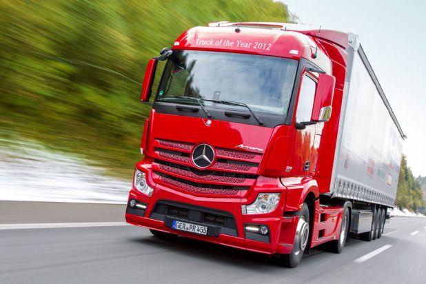 Markt für neue Nutzfahrzeuge in der Krise