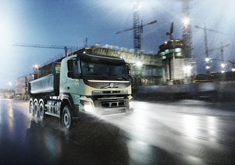 Volvo Group Used Trucks Center: Starke Nachfrage aus Osteuropa