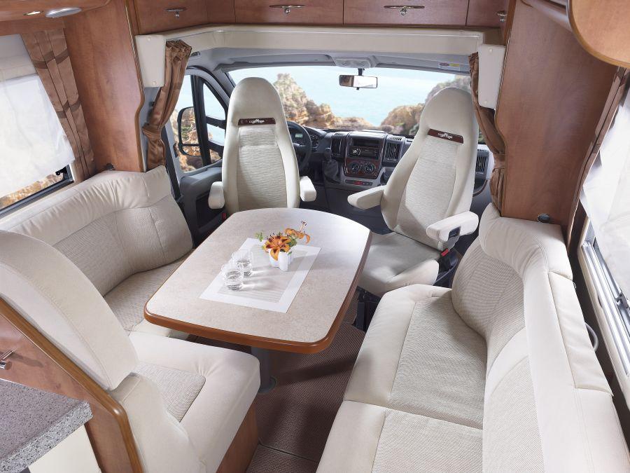 Aufbauformen und grundrisse welches reisemobil passt zu for Couch zeichnen