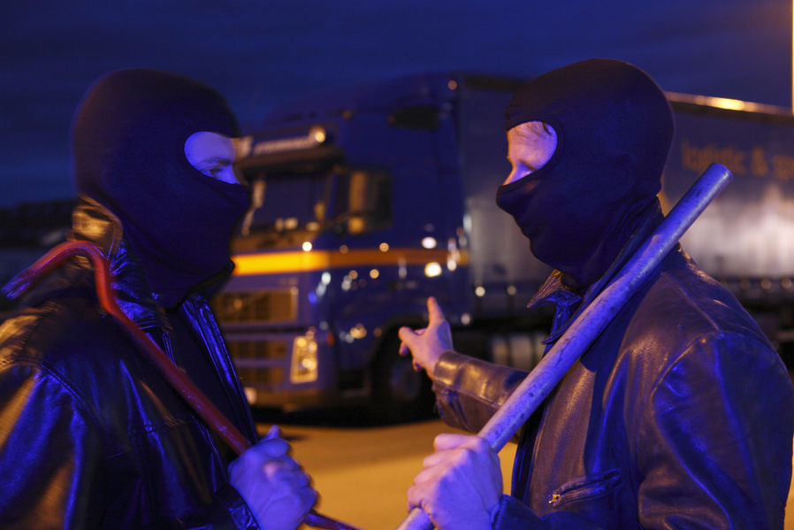 Diebstahlschutz am Lkw – das können Sie tun