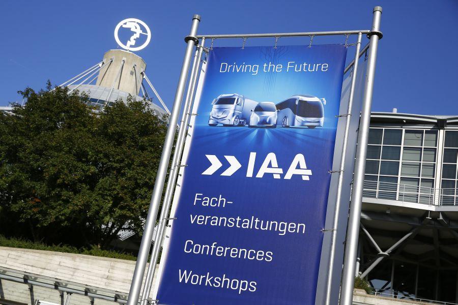 Die 65. IAA Nutzfahrzeuge 2014