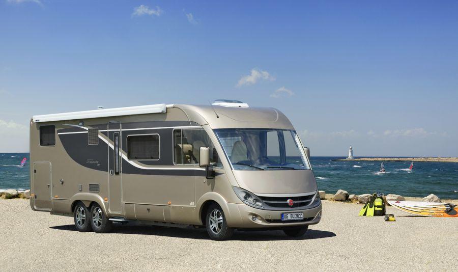Integrierte Reisemobile: 10 gefragte Modelle