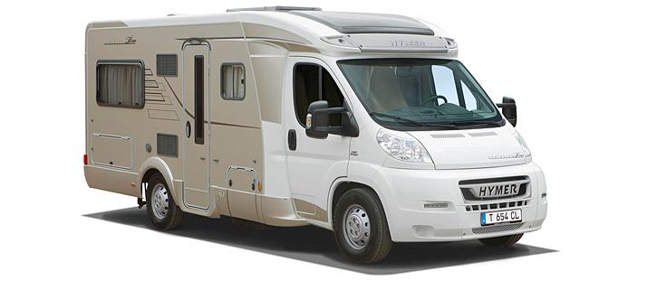 Teilintegrierte Reisemobile: 10 gefragte Modelle