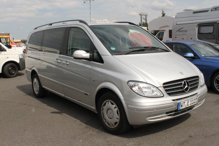 Mercedes-Benz Vito, Viano, V-Klasse