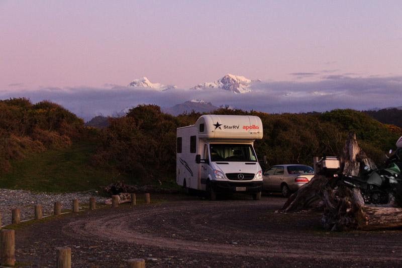 Die Top Ten Gründe-Wohnmboil in Neuseeland