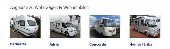 Wohnmobil&Wohnwagen-Banner