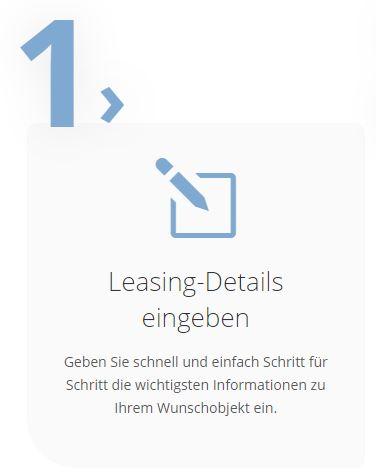Lkw-Leasing online leicht gemacht. Geben Sie Ihre Leasing-Details in den DirectLease Rechner ein.