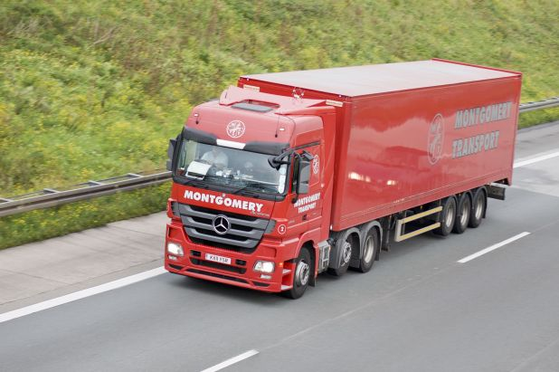 Test Mercedes Actros 2646 LK