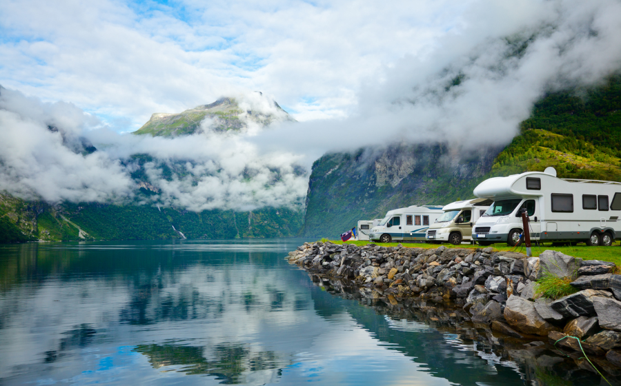 checklist to buy campervans