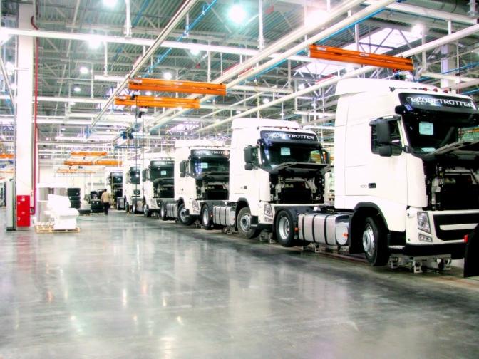 vrachtwagenmarkt