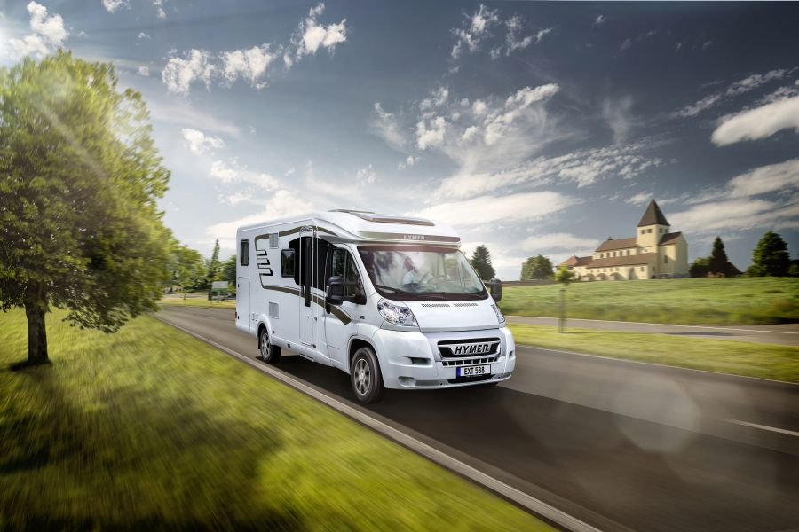 Purchasing second-hand Hymer motor homes: the most-important criteria